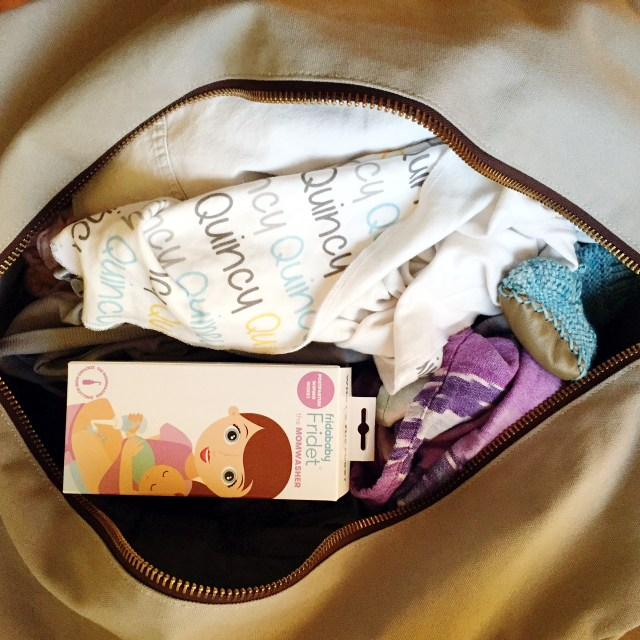 What to include in your Postpartum Survival Kit: The Fridababy MomWasher| Oh Lovely Day