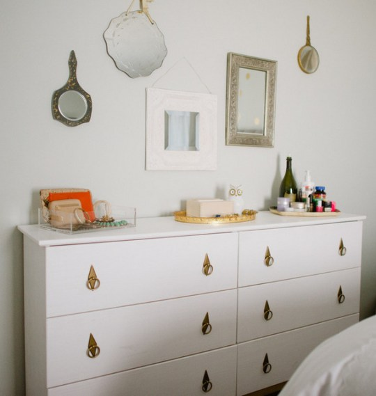 Ikea Tarva Dresser Hack | Oh Lovely Day