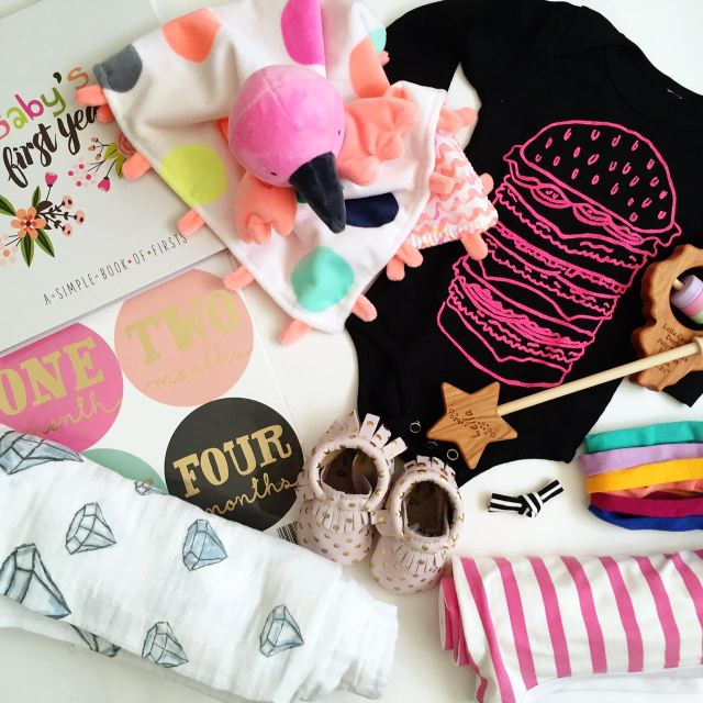 Favorite Gift Ideas for Baby Girls | Oh Lovely Day