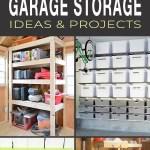 Diy Garage Storage Ideas Projects Ohmeohmy Blog