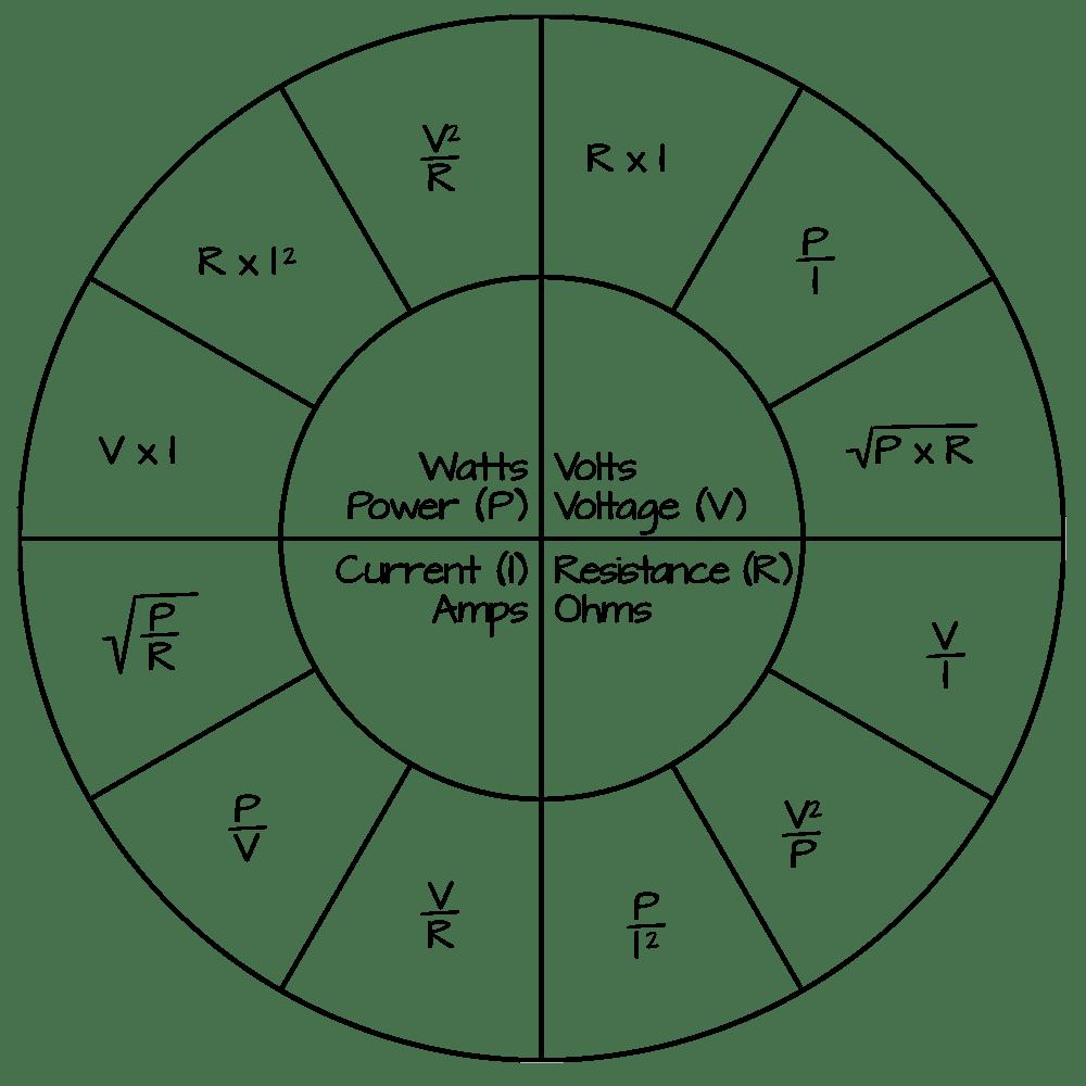 Ohm S Law Calculator Parallel Circuit Voltage
