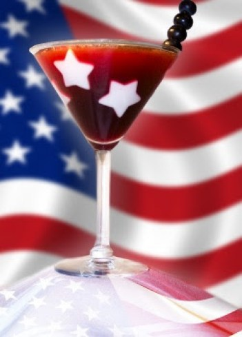 Show your stars and stripes with one of these Fourth of July and patriotic drinks and cocktails  |  OHMY-CREATIVE.COM