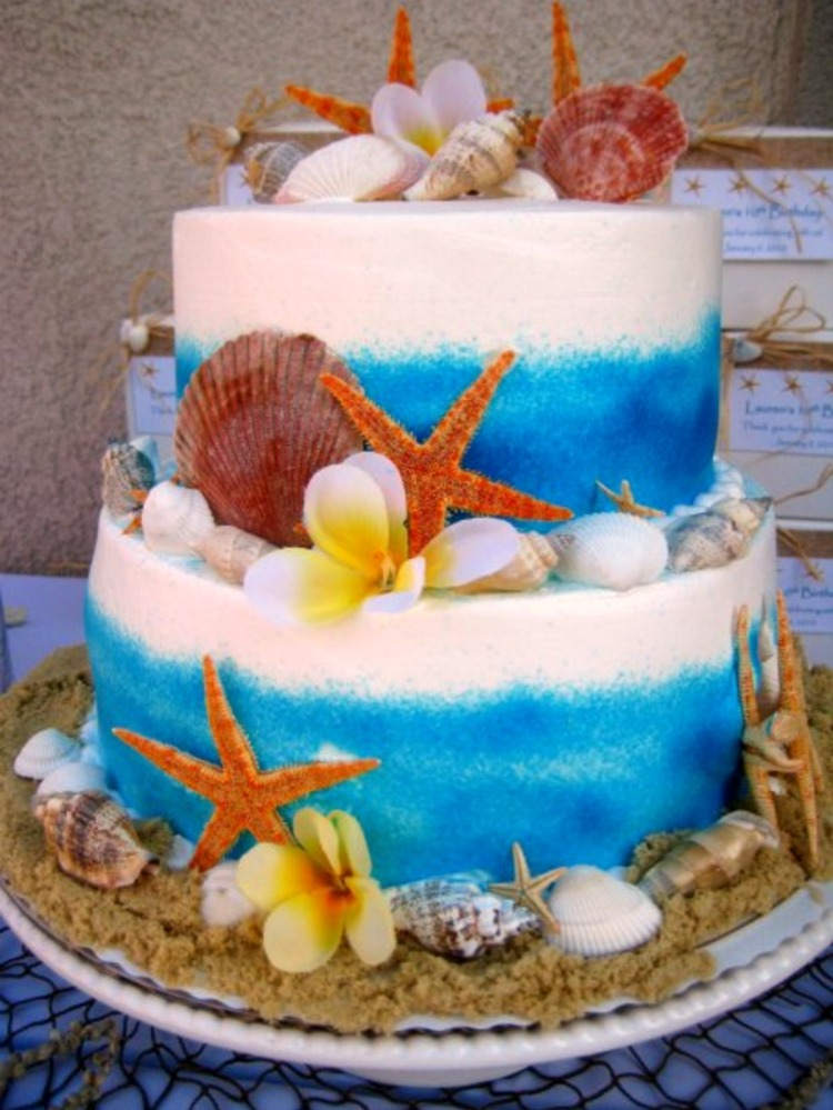Create A Splash With This Under The Sea Party Birthday Ocean Including Fish