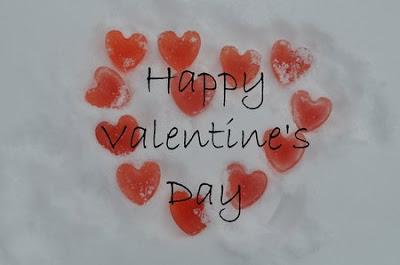 Frozen Valentine Heart Hunt