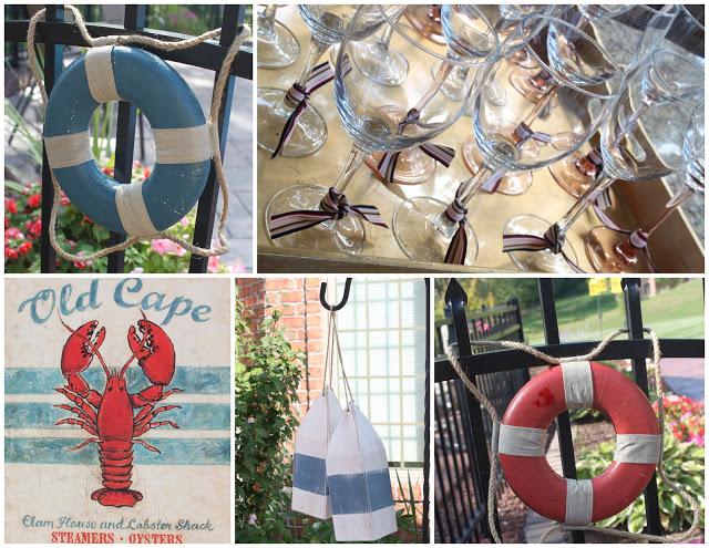 Nautical Party Decorations