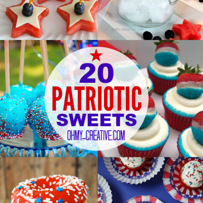 Patriotic Fourth Of July Desserts To Make