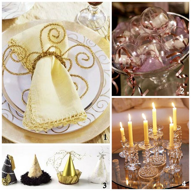 Sparkling New Year's Eve Party Inspiration