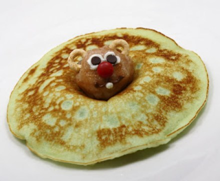 Groundhog Day Pancake food