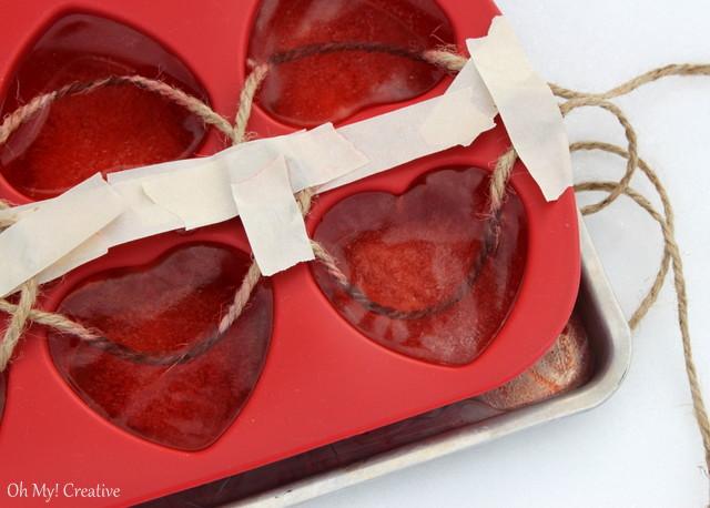 Wilton Heart Mold Craft