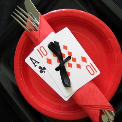 Card Shark – Casino Party Ideas