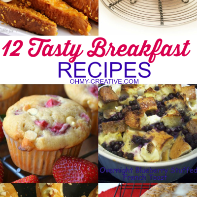 12 Tasty Breakfast Recipes
