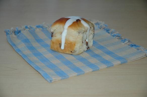 Buttermilk Chocolate Chip Hot Cross Buns Recipe