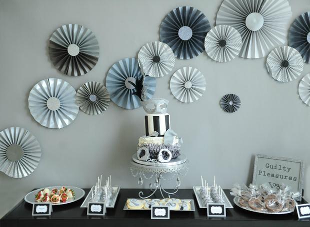 50 Shades of Fabulous 50th Milestone Birthday Party 30th, 40th, 50th, 60th Birthdays