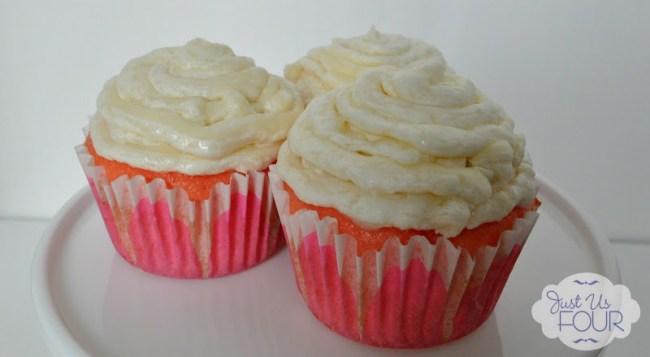 Strawberry Cupcake recipe
