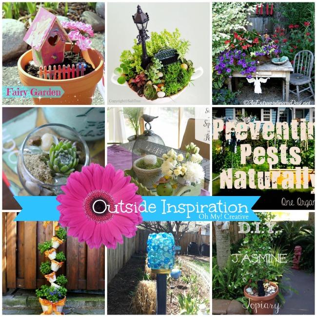 Garden And Backyard Outside Inspiration