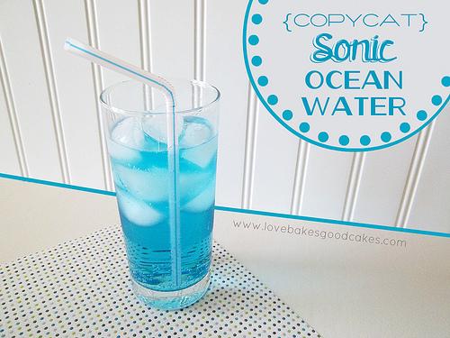 {Copycat} Sonic Ocean Water