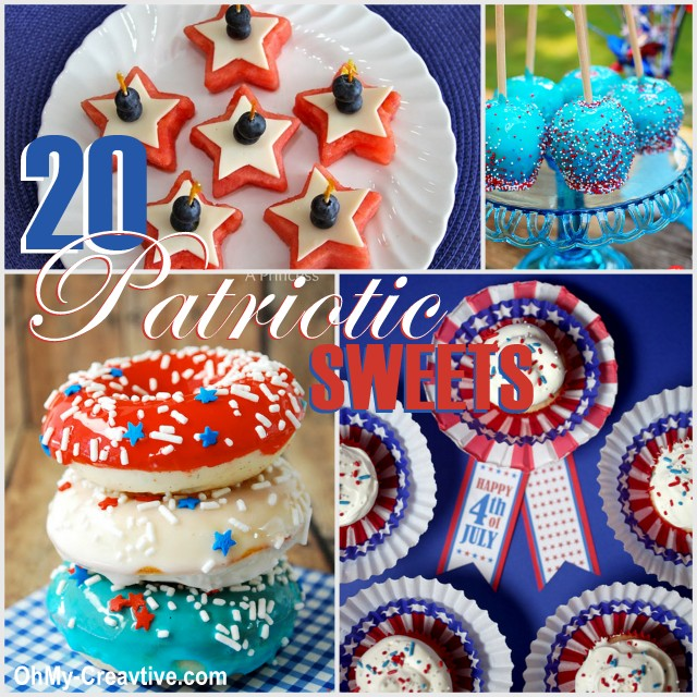 20 Fourth of July Desserts