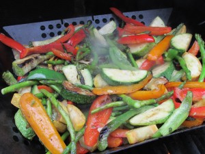 Grilled Veggie Medley