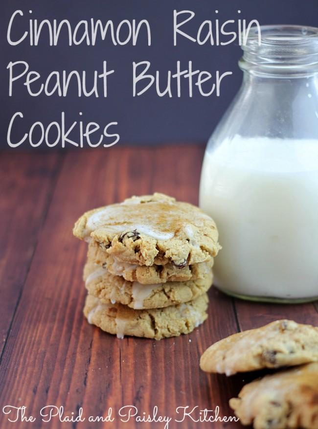 Cinnamon-Raisin-Peanut-Butter-Cookies-wwwpandpkitchen