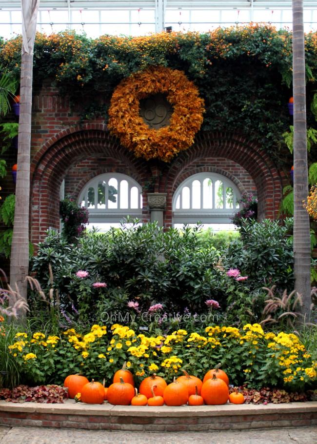 Fall Garden Tour  |  OhMy-Creative.com