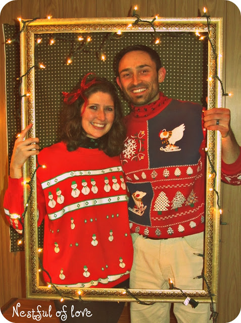 Ugly Sweater Photo Booth