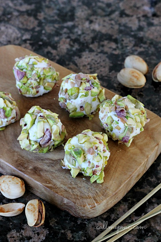 Pistachio-Crusted-Goat-Cheese