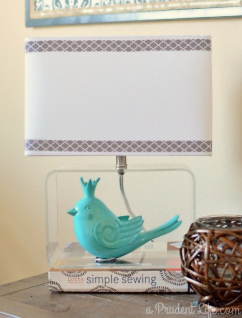 DIY Bird-Lamp