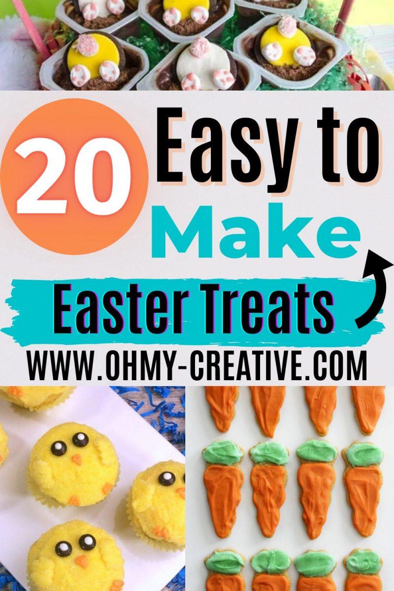 Pretty Easter Treats