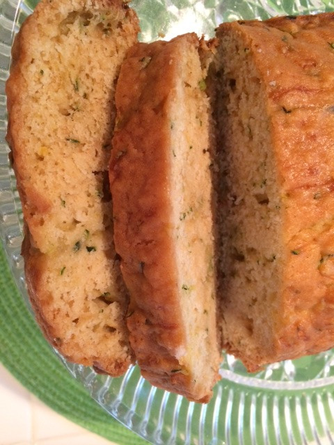 Easy Zucchini Bread