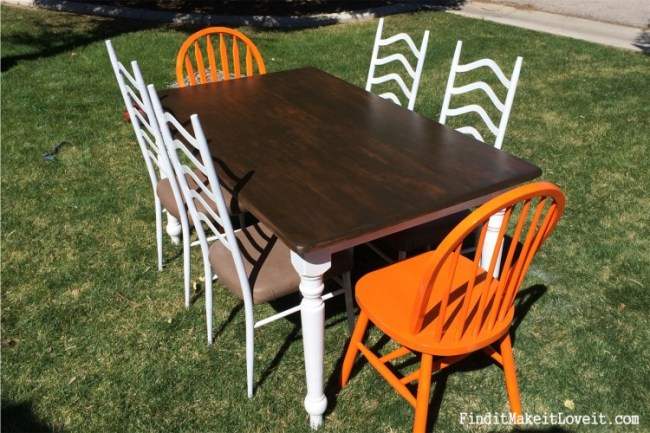 Dining-table-makeover