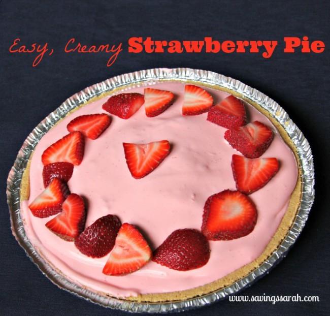 Easy-Creamy-Strawberry-Pie-Delight
