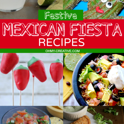 Festive Mexican Party Food Ideas