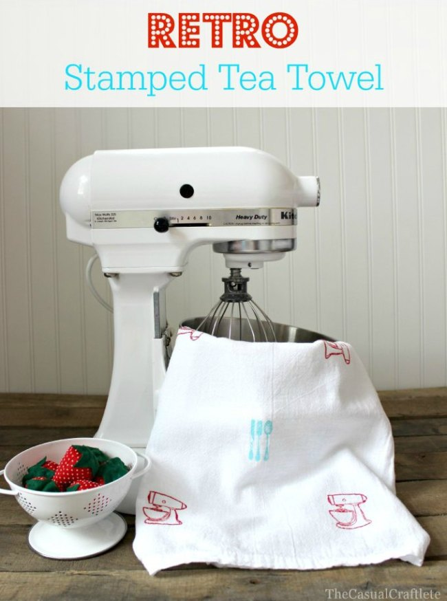 Retro-Stamped-Tea-Towel-The-Casual-Craftlete