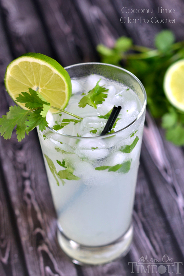 coconut-lime-cilantro-cooler