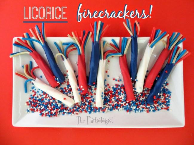 Licorice Firercarakers