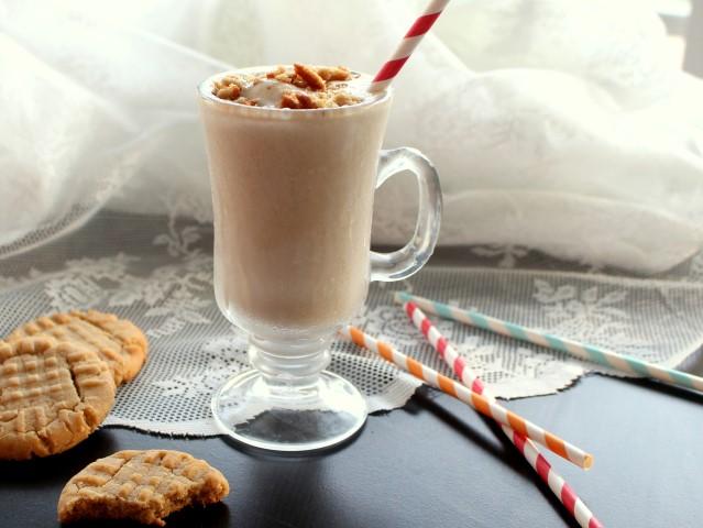 Peanut Butter Milshake