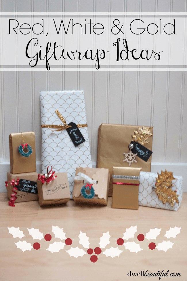 Gift Wrapping Ideas | OHMY-CREATIVE.COM