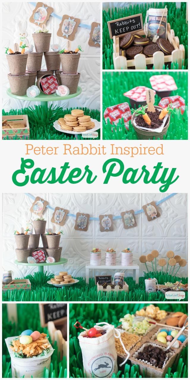 Peter Rabbit Party Ideas