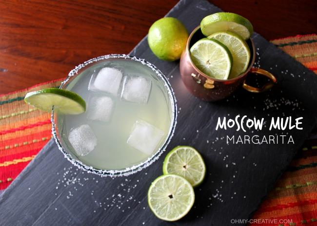 Moscow Mule Margarita
