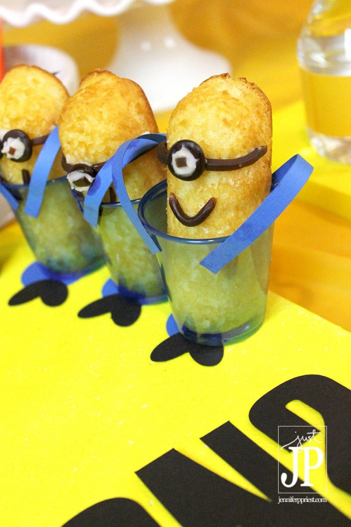 Creative Minions Crafts and Treats