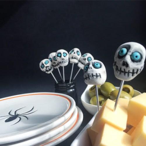 Halloween Skull Party Picks