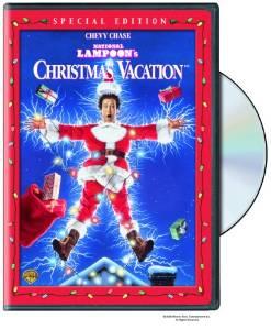 Christmas Vacation Movie DVD