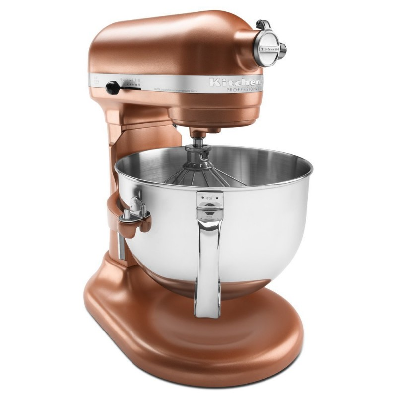 KitchenAid Professional 600 Series 6-Quart Stand Mixer in Copper Pearl