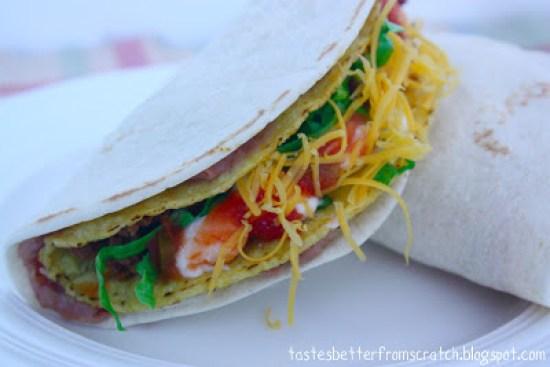 Double Decker Tacos (Taco Bell Copycat)