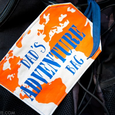 Personalized Gifts For Dad – Adventure Gift Bag