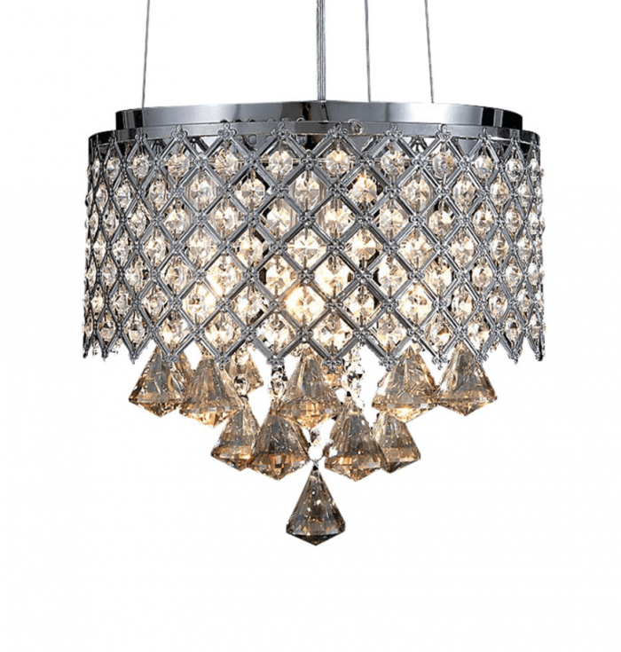 10 stunning crystal chandelier lights to update your home a new light fixture can breath stunning lighting12 lighting