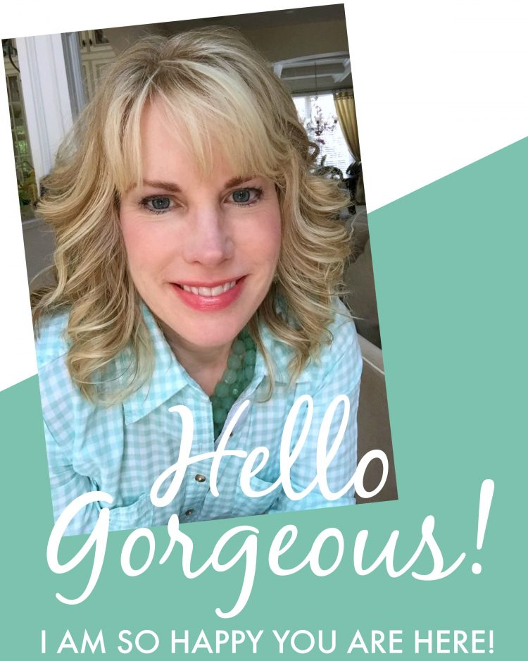 Hello Gorgeous! Welcome to Oh My! Creative!