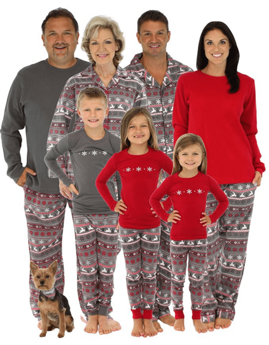 create a memorable christmas with these fun family christmas pajamas what a great christmas eve - Family Pajamas Christmas