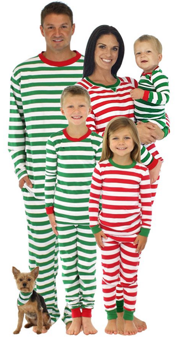 f5f554c6a6 Create a memorable Christmas with these fun Family Christmas Pajamas. What  a great Christmas Eve