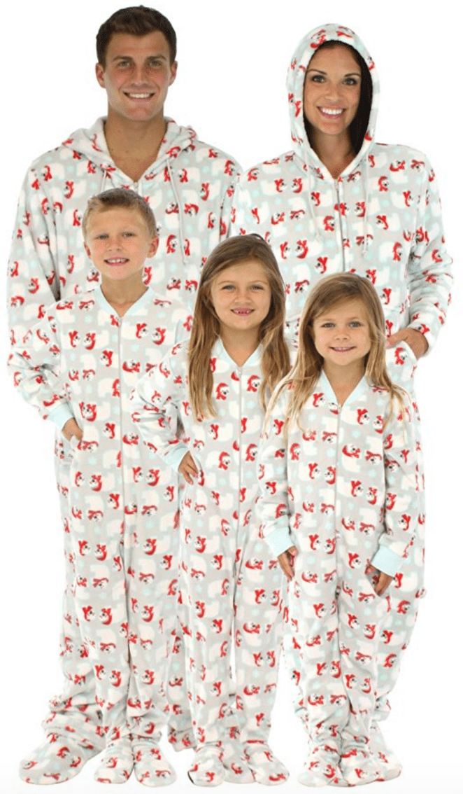 Create a memorable Christmas with these fun Family Christmas Pajamas. What  a great Christmas Eve ff4f18bb8